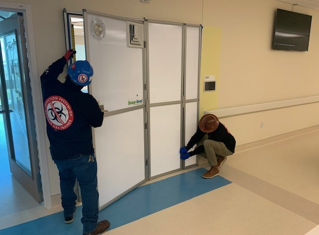 Infection Control Healthcare Environment